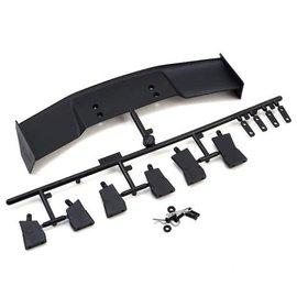 HPI HPI85288  HPI Plastic 1/10 GT Wing Set (Black)
