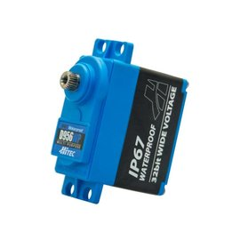 Hitec HRC36956  Hitec D956WP D-Series Waterproof Metal Gear Digital Servo (High Voltage)