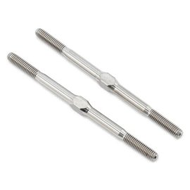 "Lunsford LNS1355  Lunsford 3x55mm ""Punisher"" Titanium Turnbuckles (2)"