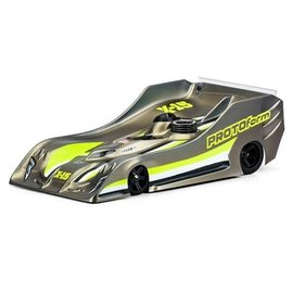 Protoform PRM1569-30  Protoform X15 1/8 On Road Body (Clear) (Lightweight)