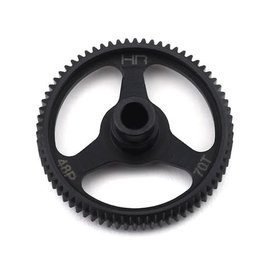 HOT RACING HRASTRF470  48P 70T Steel Spur Gear 4-Tec 2.0