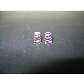 Wind Tunnel WT2906 Purple 12#-14# Progressive Front Springs (pair)