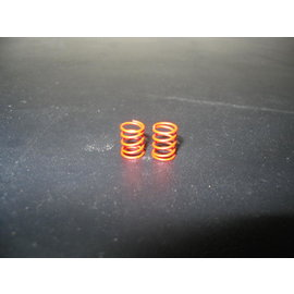Wind Tunnel WT3004 1/10 Red 10# Standard Front Springs (pair)