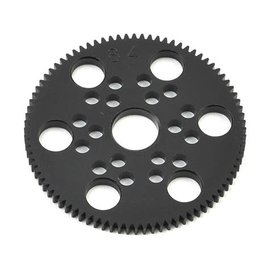 Custom Works R/C CSWTS6884 Truespeed 48P 84T Spur Gear