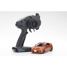 Kyosho KYO32336MO  Mini-Z RWD Toyota 86 Orange