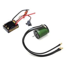Castle Creations CSE010-0115-07  Sidewinder SV3 Waterproof 1/10 ESC/Motor Combo (6900kV)