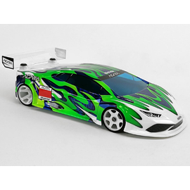 Bittydesign BDYGT12-AGT  Bittydesign Agata GT12 1/12 On-Road Clear Body (SupaStox Class)