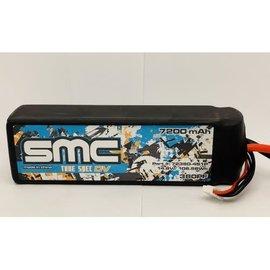 SMC SMC72380-4S1PEC5  True Spec 4S 14.8v 7200mAh 75C LiPo w/ EC5 Plug