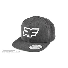 Proline Racing PRM9829-00   PF Grayscale Snapback Hat - One Size Fits Most