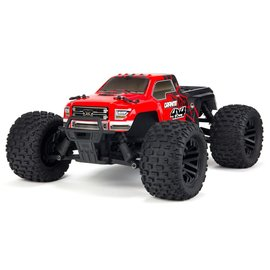 Arrma ARA102714T2  Arrma Red/Black Granite Mega 1:10 Brushed 4wd Monster Truck RTR