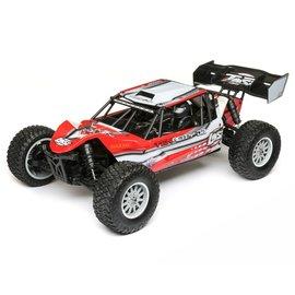 TLR / Team Losi LOS03014T1  Losi 1:10 Tenacity 4WD Desert Buggy RTR Red/Grey