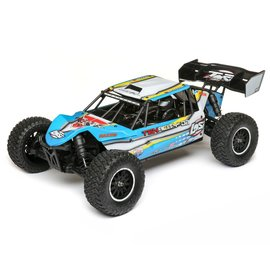TLR / Team Losi LOS03014T2  Losi TENACITY DB 1/10 RTR 4WD Brushless Desert Buggy (Blue/Yellow)