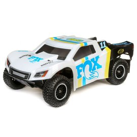 TLR / Team Losi LOS03024T2  Losi TENACITY SCT 1/10 RTR 4WD Brushed Short Course Truck (Fox Racing)