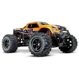 Traxxas TRA77086-4  Orange X-MAXX 4x4, 8S Brushless Powered, Extreme Size Monster Truck (Orange Design)