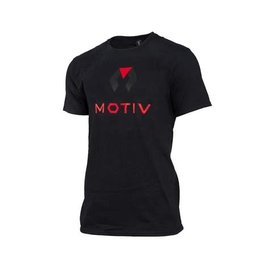 "MOTIV MOV5056  ""MOTIV"" Signature XXXXL Short Sleeve T-Shirt, Black"