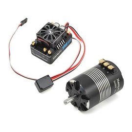 Hobbywing HWI38020419  Xerun XR8 SCT Brushless ESC/3652SD 3800kV G2 Motor Combo