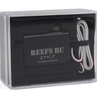 Reefs SEHREEFS24  299LP High Torque/Speed Brushless Low Profile Servo (High Voltage)