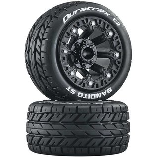 Duratrax DTXC5105  Bandito ST 2.2 Tires (Black) (2)