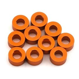 Xray XRA303125-O  Orange 3x6x3.0mm Aluminum Spacer Shims (10)