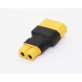 APS Racing APS93023  XT60 Female to XT90 Male Wireless Adapter (1)
