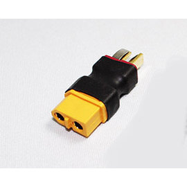 APS Racing APS93006  Adapter Wireless T-Plug Male XT60 Female ea.