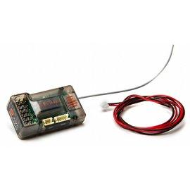 Spektrum SPMSR6100AT  6-Channel AVC Telemetry Surface Receiver SR6100AT