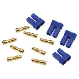 Maclan Racing HADMCL4156  Maclan EC5 Connectors (4 Male)