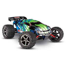 Traxxas TRA71054-1 Green  1/16 E-Revo 4WD RTR with battery & charger