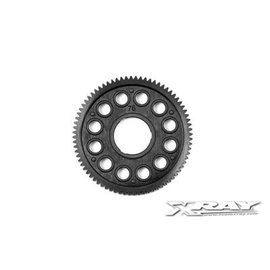 Xray XRA375876  Composite Spur Gear 76T 64P