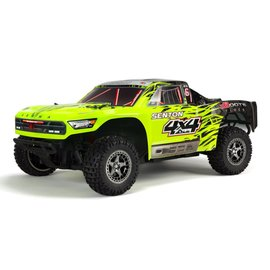 Arrma ARA102721T1  Green/Black 1/10 SENTON 3S BLX 4WD Brushless Short Course Truck RTR