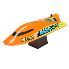 "Proboat PRB08031T1  Orange Jet Jam 12"" Pool Racer RTR"