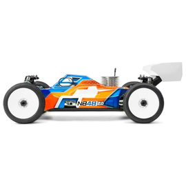 Tekno RC TKR9300  Tekno RC NB48 2.0 1/8 Competition Off-Road Nitro Buggy Kit