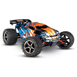 Traxxas TRA71054-1  Orange  1/16 E-Revo 4WD RTR with battery & charger