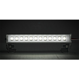 "Common Sense RC LED-BAR-3W  LED Light Bar - 3.6"" - White Lights"