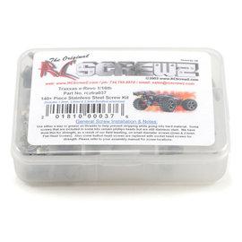 RCZTRA037  RC Screwz Traxxas 1/16th E-Revo Screw Set