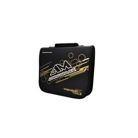 Arrowmax AM-199613 AM Tool Bag V4 Black Golden