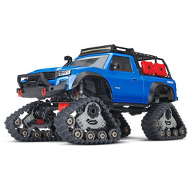 Traxxas TRA82034-4  TRX-4® with All-Terrain Traxx RTR Blue