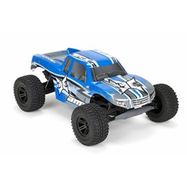 ECX ECX03034  1/10 AMP MT 2WD Monster Truck Brushed BTD Kit with Unpainted Body