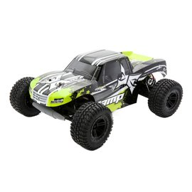 ECX ECX03028T2  Black/Green 1/10 AMP MT 2WD Monster Truck Brushed RTR