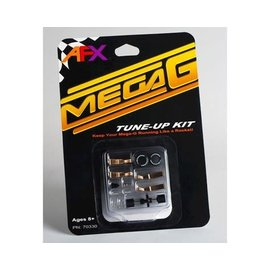 AFX AFX70330  AFX Mega-G Tune Up Kit with Long & Short Pick Up Shoes