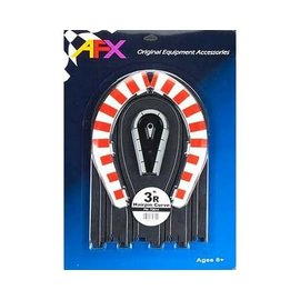 "AFX AFX70614  AFX Track Hairpin 3"" Pair"