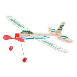 Guillow's GUI55  Guillow Rise Off Ground Jetstream Balsa Airplane Glider