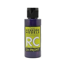 Mission Models MIOMMRC-031  Iridescent Purple Acrylic Lexan Body Paint (2oz)