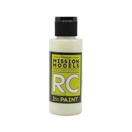 Mission Models MIOMMRC-041  Clear Acrylic Lexan Body Paint (2oz)