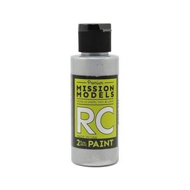Mission Models MIOMMRC-042  Chrome Acrylic Lexan Body Paint (2oz)