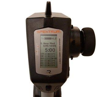 Spektrum SPM5120  DX5C Smart 5-Channel DSMR Transmitter with SR6100AT