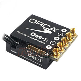 ORCA ES19OE1012S  ORCA OE101 2S Competition Pro Brushless Stock ESC ea.