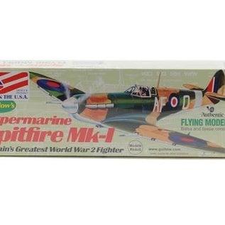 Guillow's GUI504 Supermarine Spitfire Mk-1 Flying Model Kit