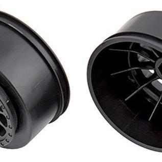 Team Associated ASC71040  Black Method Wheels (12mm Hex)