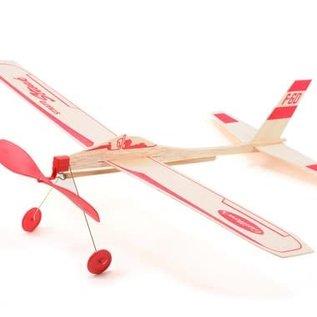 Guillow's GUI60 Strato Streak Glider, Rise Off Ground